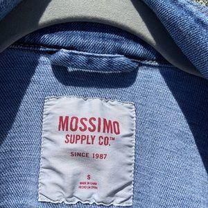 Mossimo Supply Co. Jackets & Coats - Denim Jacket